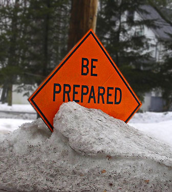 Surviving Snow & Ice: PREPARING FOR WINTER